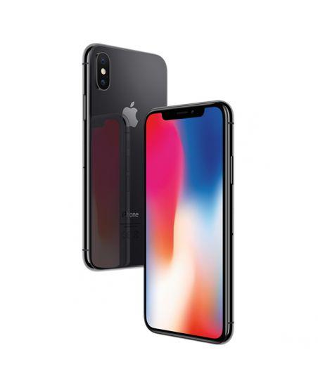 iPhone X 64 ГБ Серый космос задняя крышка и дисплей