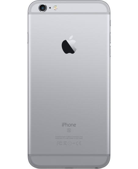 iPhone 6s Plus 16 ГБ Серый космос задняя крышка
