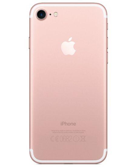 iPhone 7 128 ГБ Розовый задняя крышка