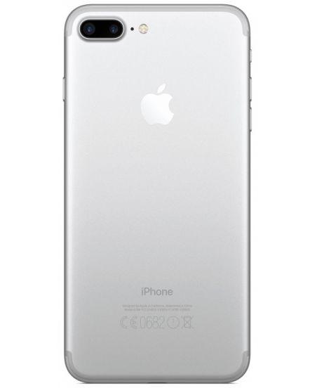 iPhone 7 Plus 256 ГБ Серебристый задняя крышка