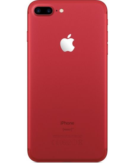 iPhone 7 Plus 256 ГБ Красный задняя крышка
