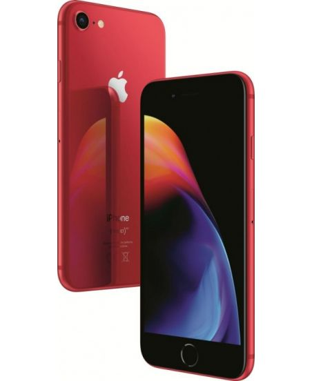 iPhone 8 256 ГБ Красный ободок