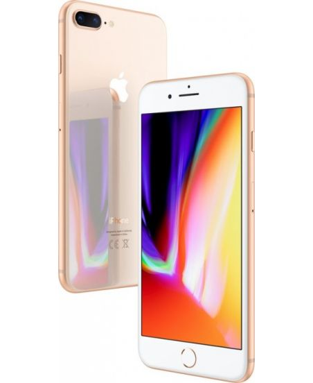 iPhone 8 Plus 256 ГБ Золотой ободок