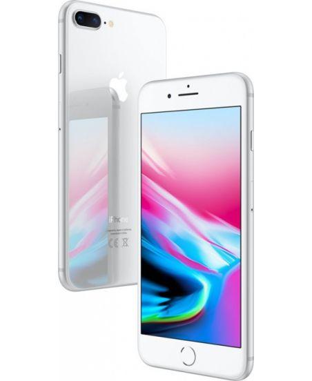 iPhone 8 Plus 64 ГБ Серебристый задняя крышка и дисплей