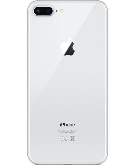 iPhone 8 Plus 64 ГБ Серебристый задняя крышка