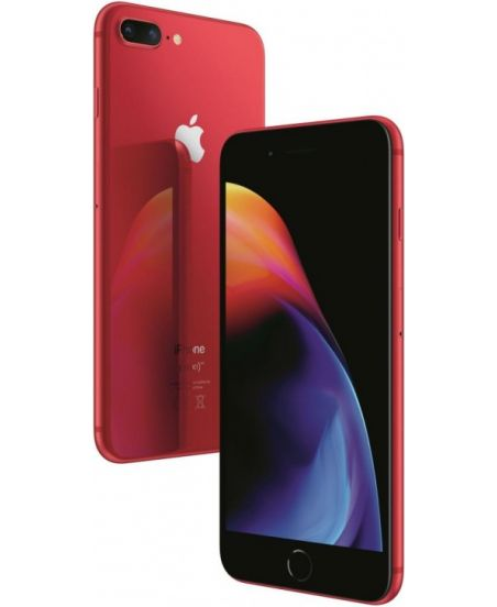 iPhone 8 Plus 256 ГБ Красный задняя крышка и дисплей