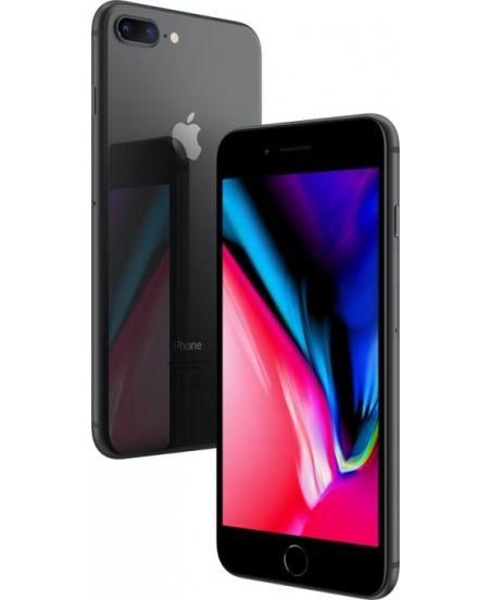 iPhone 8 Plus 256 ГБ Серый космос задняя крышка и дисплей