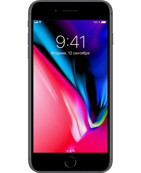 iPhone 8 Plus 256 ГБ Серый космос
