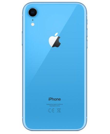 iPhone XR 256 ГБ синий задняя крышка