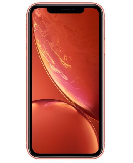 iPhone XR 256 ГБ коралловый