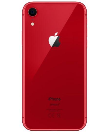 iPhone XR 64 ГБ (PRODUCT)RED задняя крышка