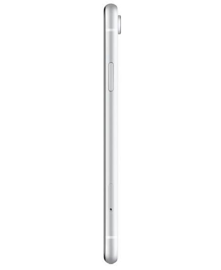 iPhone XR 256 ГБ белый ободок