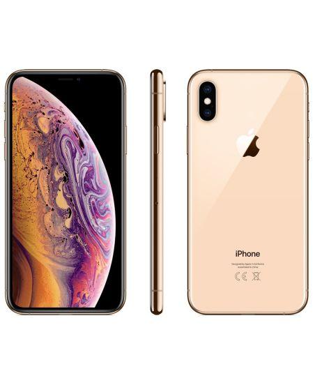 iPhone XS 256 ГБ золотойзадняя крышка ободок и дисплей