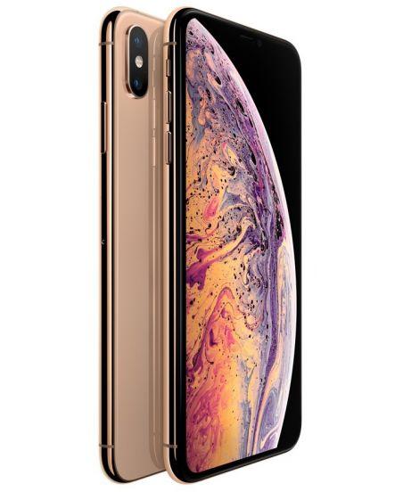 iPhone XS Max 512 ГБ золотой  задняя крышка с камерой и дисплей