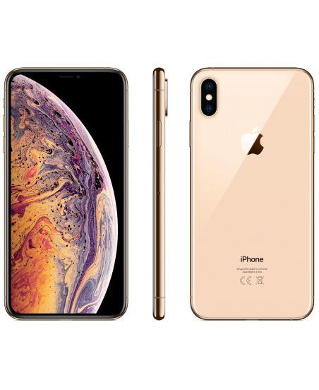 iPhone XS Max 512 ГБ золотой  задняя крышка ободок и дисплей